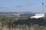 Cleared land at Bell Bay where Gunns pulp mill was to be built