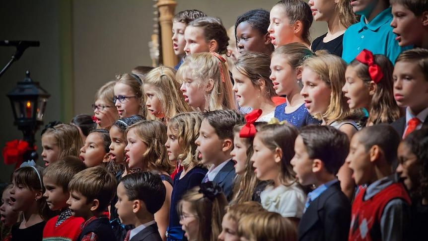 Singing key to teaching music to children