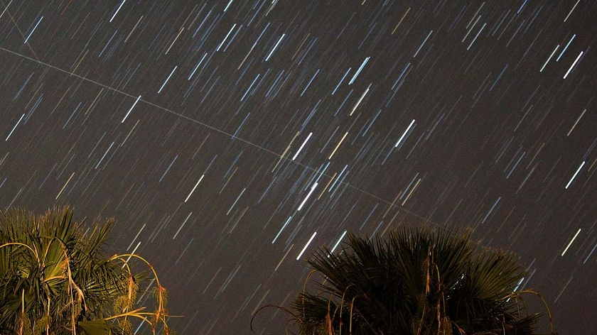 Flurry of meteor showers light up Top End skies