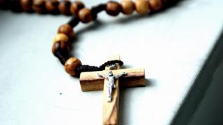Crucifix custom