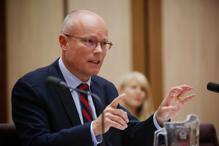 Advisor to the Prime Minister on cyber security Alastair MacGibbon
