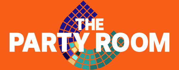 The Party Room logo