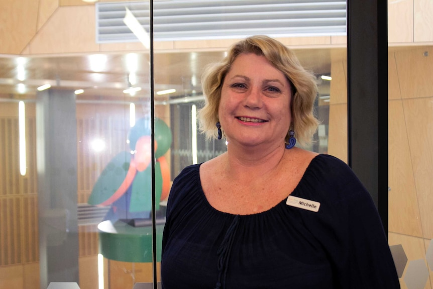 Nurse Michelle Clekovic attended the program's 20th anniversary conference in Brisbane