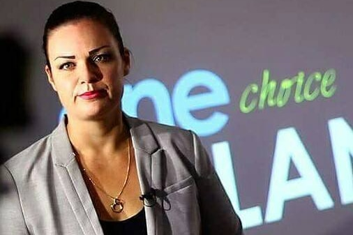 Penny Toland ran for the position of Gold Coast Mayor in 2016.