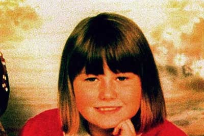Photo of Natascha Kampusch before she was kidnapped
