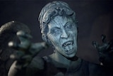 A Weeping Angel from Dr Who