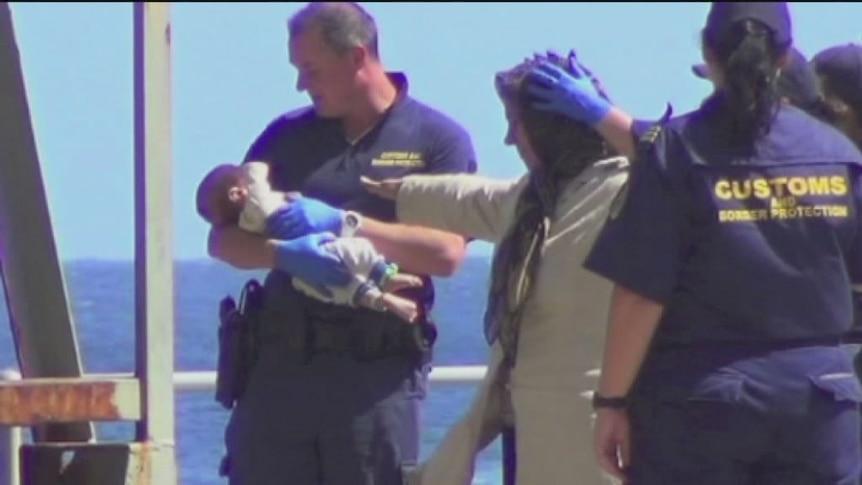 Smuggler warns no policies can halt asylum seekers