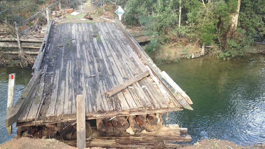 Tasmanian tourist operators shared concerns this year that flood damage was bad for business.