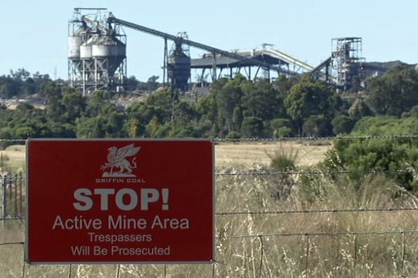 Fears for coal town's future