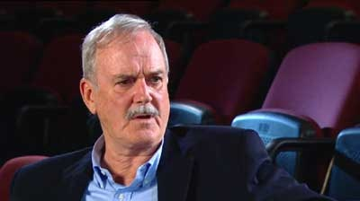 John Cleese has been honoured in Palmerston North, following his attack on the town. (File photo)