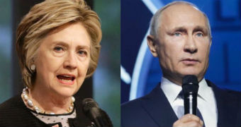 Why does Vladimir Putin hate Hillary Clinton?