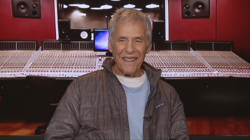 Burt Bacharach still worries about keeping audience on side
