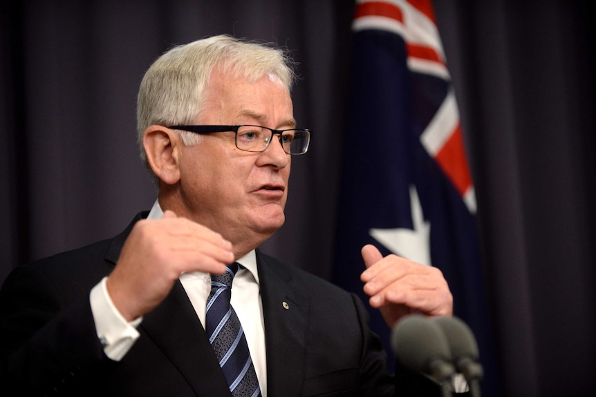 Trade Minister Andrew Robb