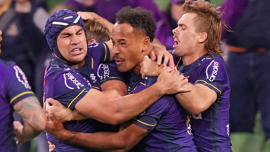 Storm make a statement with convincing win over the Roosters