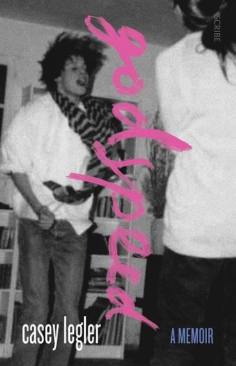 The cover of the memoir, Godspeed, by Casey Legler