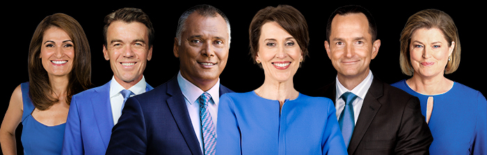 ABC News presenters for About page