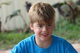 Maddox Ball has a form of Duchenne muscular dystrophy that will ultimately leave him reliant on a wheelchair.
