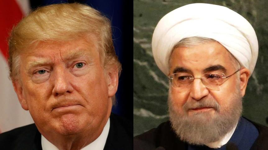 伊朗拒绝美国和谈要求。