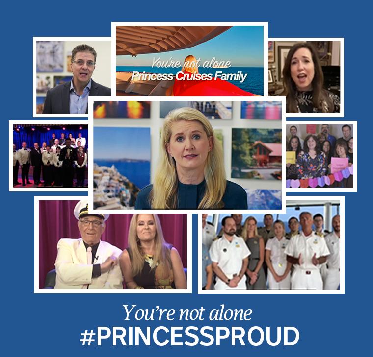Social media campaign #princessproud