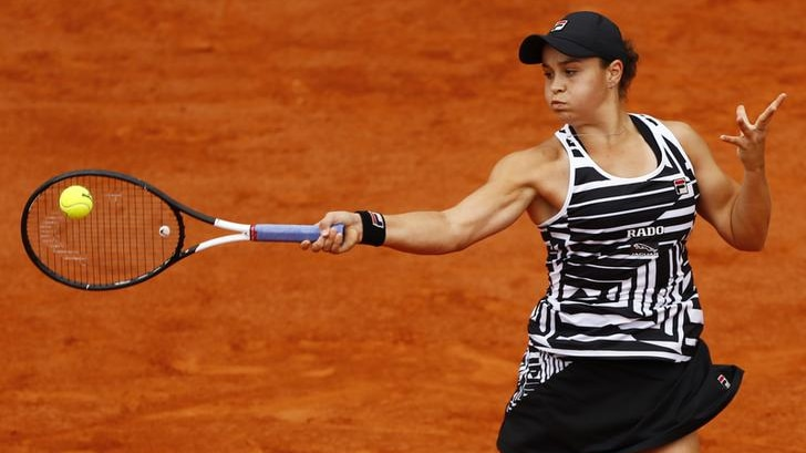 Ash Barty has a tough French Open draw while emerging Aussie star Alexei Popyrin gets Nadal round one – ABC News
