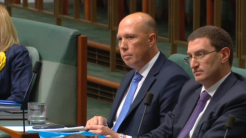 PM says he has no reason to think Peter Dutton breached s44
