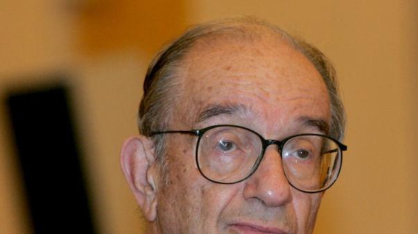 Alan Greenspan ... 'shocked disbelief'