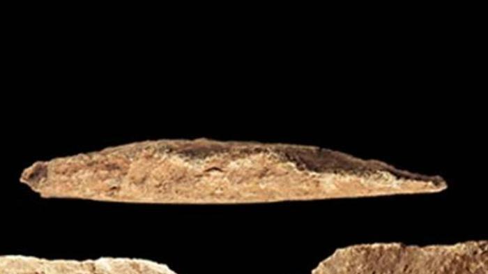 Ground-edge stone axe