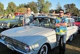 1960 Ford Falcon XK