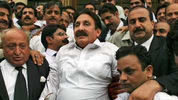 Iftikhar Chaudhry (Getty Images)