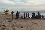 Shark attack at Falcon in Mandurah