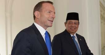 Tony Abbott and SBY