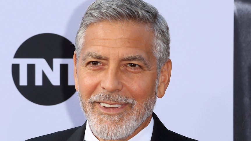 George Clooney finished second on Forbes Celebrity rich list making $US285 million ($384 million) last financial year.
