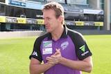 Hurricanes coach Damien Wright