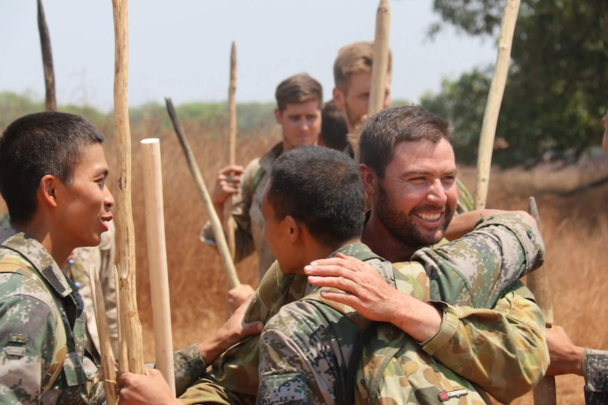 Military exercise Kowari brought together troops from Australia, China and the US