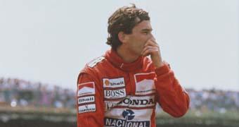 Ayrton Senna custom 340x180