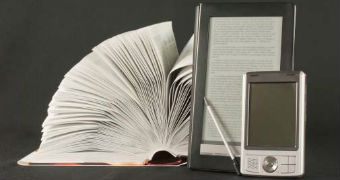 Book, Kindle and PDA