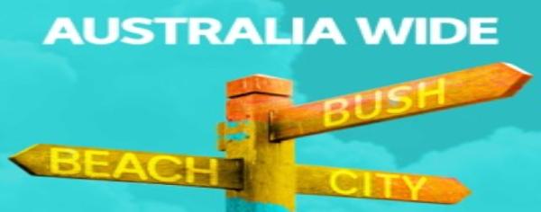 Logo of Australia Wide podcast