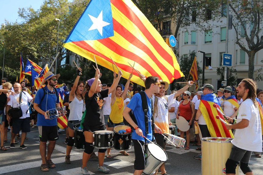 Catalan independence rally 4