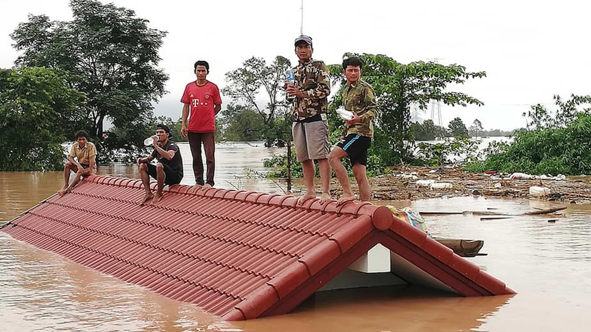 Several die, hundreds missing in hydropower dam collapse in south-eastern Laos