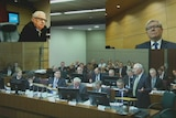 Kevin Rudd at the royal commission