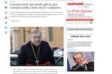 George Pell profile on Corriere Della Sera