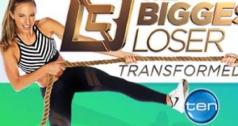The Biggest Loser poster.