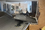kalbarri house damaged