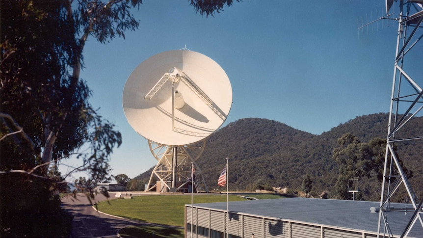 The Honeysuckle Creek Tracking Station south of Canberra has now been formally heritage listed