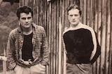 Charlie Salvestro and Siro Pandolfo