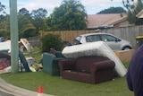 Council clean up