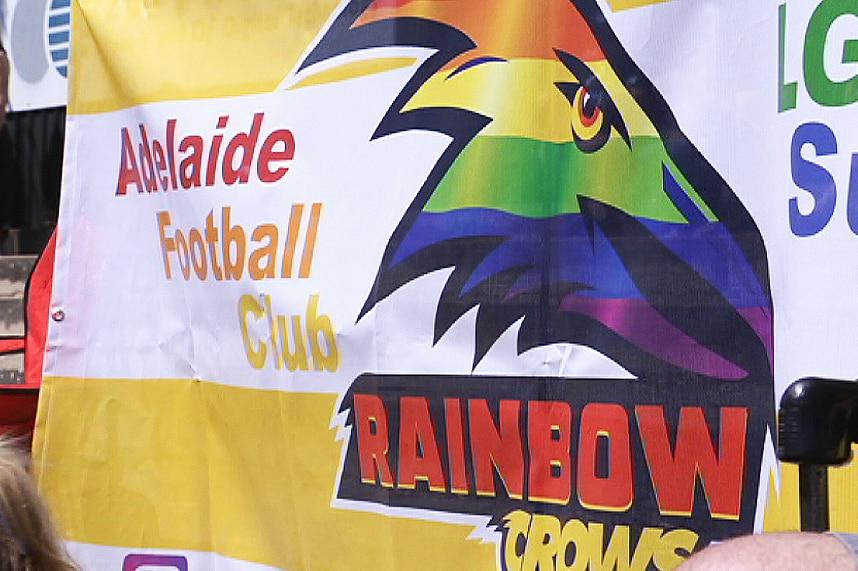 Rainbow Crows