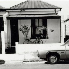 The Easey Street house where Suzanne Armstrong and Susan Bartlett were murdered in 1977.