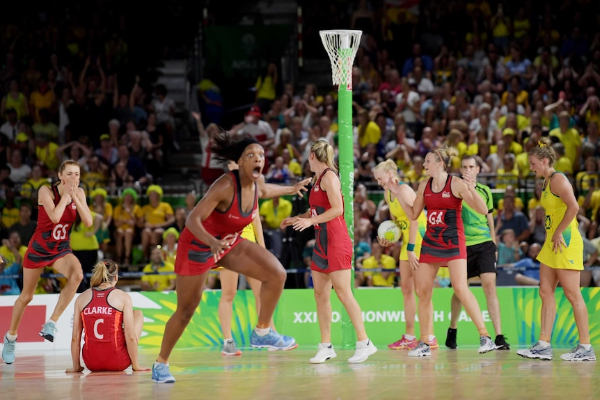 Australia will be out to avenge its Commonwealth Games gold medal loss to England at this year's netball World Cup.