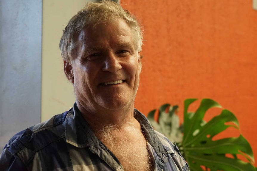 Max Pearson, a local business owner from Nhulunbuy